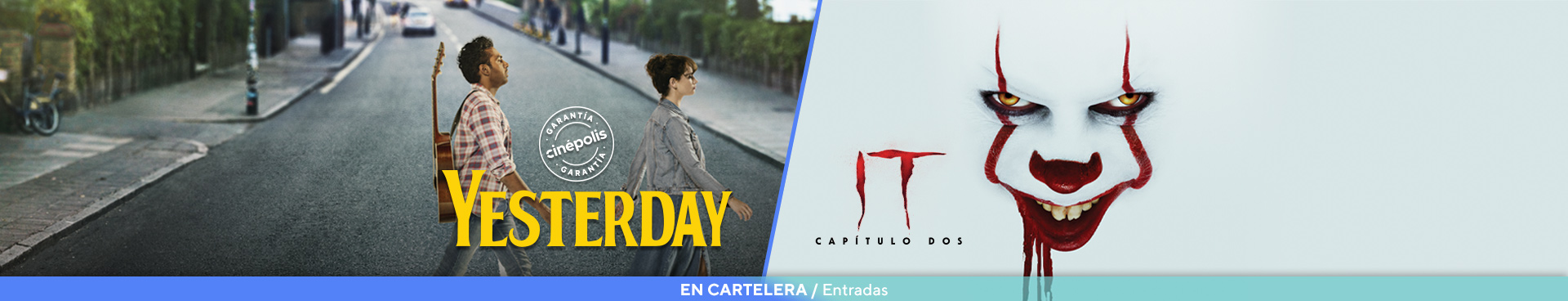 Yesterday -  It Capitulo 2