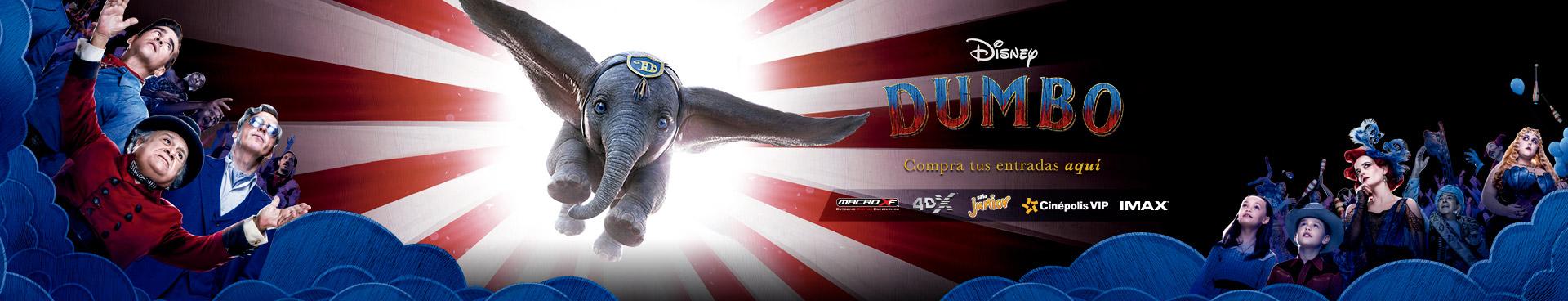 Preventa- Dumbo