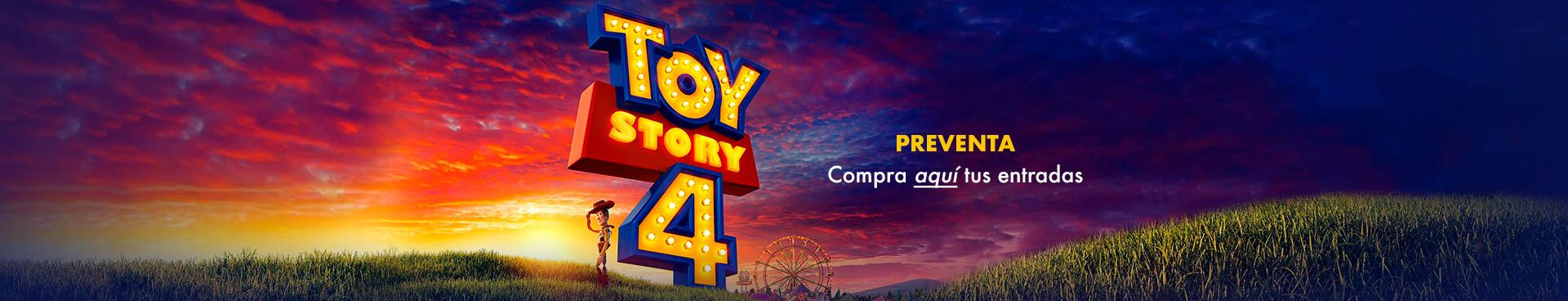 Preventa Toy Story 4