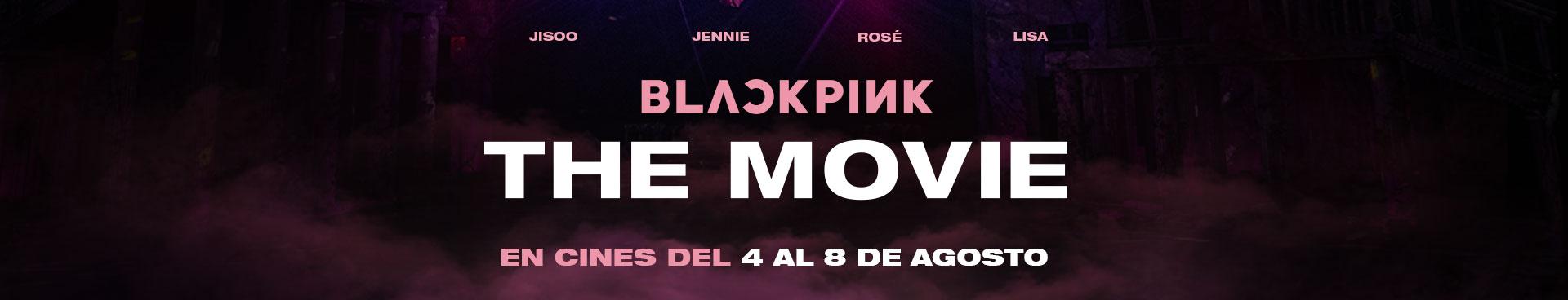 Preventa BlackPink The Movie