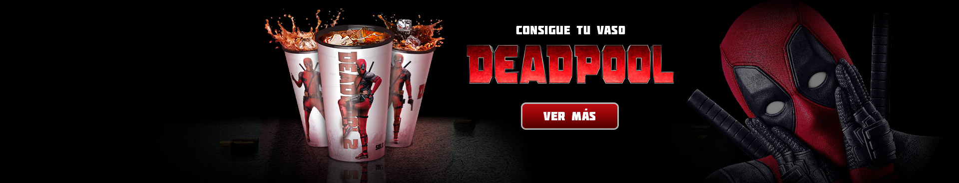 Promocionales Deadpool