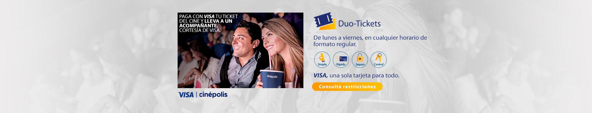 Visa promociones