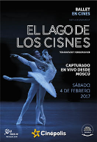 Bolshoi Ballet: El lago de los cisnes