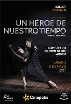 Bolshoi Ballet: Un héroe de nuestro tiempo