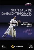 Bolshoi Ballet: Gran gala de danza contemp