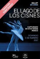 Bolshoi Ballet: El lago de los cisnes | Contenidos alternativos