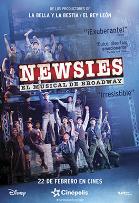 Newsies: El Musical de Broadway 2D