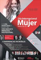 Dia Internacional de la Mujer Conferencias 1