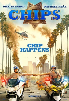 Chips: Patrulla motorizada recargada