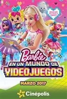 Barbie en un mundo de videojuegos | Contenidos alternativos