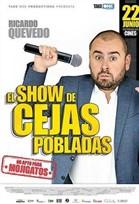 Ricardo Quevedo El show de las cejas pobladas