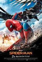 Spiderman de regreso a casa
