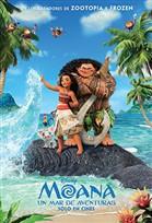 Princesas Disney: Moana | +Que Cine