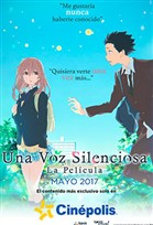 Koe No Katachi: Una voz silenciosa