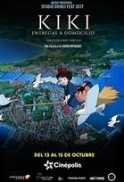 Ghibli: Kiki´s Entregas a domicilio