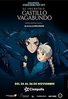 Ghibli: El Increíble Castillo Vagabundo