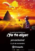 Pokémon la pelicula: Te elijo a ti!