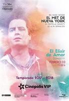 MET DE NY: EL ELIXIR DE AMOR ( En Vivo)