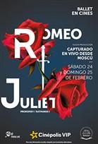 Bolshoi: Romeo and Juliet | Contenidos alternativos