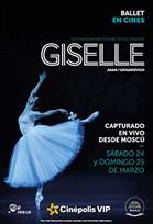Bolshoi: Giselle | Contenidos alternativos