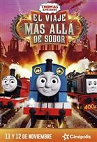 Thomas & Friends: El Viaje más allá de Sodor | +Que Cine