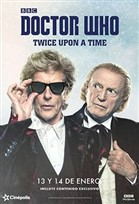 Dr. Who Christmas special: Twice upon a time