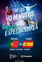WC2018 Portugal vs España