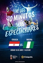 WC2018 Croacia vs Nigeria