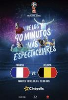 WC2018 Semifinal 1