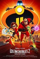 Poster de:1 Los Increíbles 2