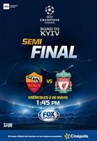 UEFACHL Liverpool FC vs Roma FC