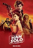 Poster de: Han Solo: Una Historia de Star Wars