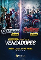 Maratón Avengers