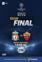 UEFACHL Liverpool vs Roma
