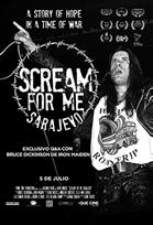 Scream for me Sarajevo | Contenidos alternativos