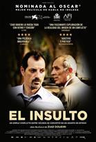 Poster de: El insulto