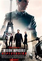 Poster de:1 Misión: Imposible Repercusión