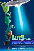 Poster de:1 Luis y los Marcianos