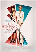 Poster de:1 UN PEQUEÑO FAVOR