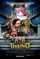 Poster de:2 Ana y Bruno