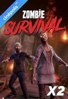 VR Zombie Survival (x2)