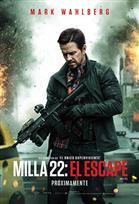 Poster de:1 Milla 22: El Escape