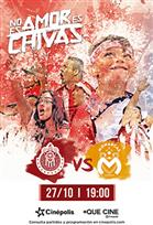 Chivas vs Monarcas Liga MX