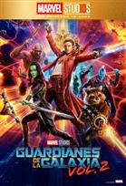 Poster de:2 Marvel10: Guardianes de la Galaxia Vol. 2