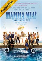 Mamma mia! Vamos otra vez | Garantía Cinépolis