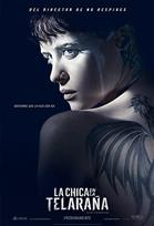 Poster de: La Chica en la Telaraña