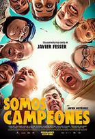 Poster de:1 SOMOS CAMPEONES