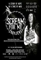Iron Maden: Scream for me (Sarajevo)  Ov