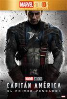 Marvel10: Capitán América El primer Vengador