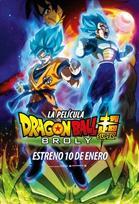 Poster de:1 DRAGON BALL SUPER: BROLY